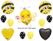 MAMA TO BEE BABY SHOWER Balloons Decorations Supplies Momma Bumblebee