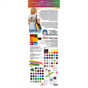 """COMBO No.7.6cm : 3 Yards Siser EasyWeed Heat Transfer Vinyl + 2 Yards Siser Glitter Heat Transfer Vinyl (Mix & Match your favourite colours) ."