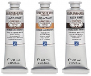 Charbonnel Aqua Wash Etching Ink - Snow White Titanium 60ml Tube