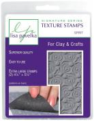Lisa Pavelka Texture Stamp Kit Spirit