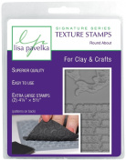 Lisa Pavelka Texture Stamp Kit Round About