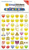Emoji Sticker Replenish Pack-iPhone Popular Emoji sticker 6sheets/pack-288 Stickers