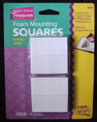 Foam Mounting Squares Double Sided