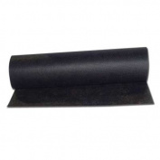 Exquisite Black Medium (50ml) Tearaway (Tear Away) Machine Embroidery Stabiliser Backing 60cm X 50 Yard Roll