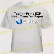 Laser Iron on Transfer Paper Techni-print EZP 25 Pack