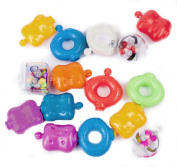 Sassy Shake and Rattle Pop Beads Toy
