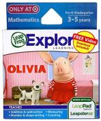 LeapFrog Olivia Mathematics Exclusive Learning Game