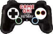 90cm Video Game Controller Mylar Balloon