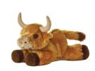 Aurora World 20cm Mini Flopsie Toro Bull
