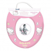 Soft Padded Hello Kitty Kids Potty Toilet Training Seat WC Child Toddler