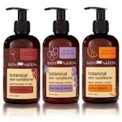 Bath Nation Botanical Skin Conditioner Moisturising Lotion Berry Blast 240ml