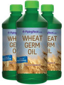 Wheat Germ Oil (Cold Pressed)