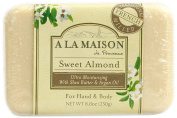 A La Maison Bar Soap Sweet Almond -- 260ml