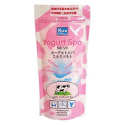 Smileshops Yoko Yoghurt Spa Milk Salt Shower Bath moisturising body wash Refill Size 300 G