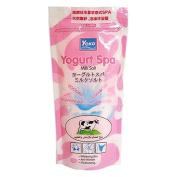 Smileshops Yoko Yoghurt Spa Milk Salt Shower Bath moisturising body wash Refill Size 300 G