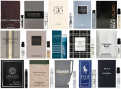 Men's Designer Fragrance Samples