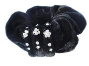 Effortless Beauty Scrunchie Elastic Hair Bands Easy Styling Twist Hairbands