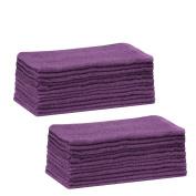 MAGNA PLUS Purple Bleach & Chemical Resistant Towel 2 x TL-65351