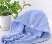 High quality dry hair towel, super water absorption of dry hair towel
