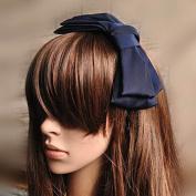 HuaYang Sweet Korean Style Big Bowknot Hair Band Bow Headband