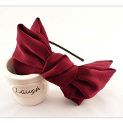 HuaYang Sweet Korean Style Big Bowknot Hair Band Bow Headband