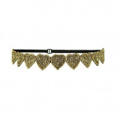 Tassel Paddington Headband, Gold