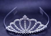 Exquisite Rhinestones Bridal Wedding Crown Headband