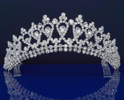 Rebecca - Elegant Wedding Bridal Tiara