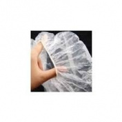 D-Best Conditoning Cap Clear 4-Pieces 6-Count