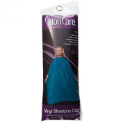 Salon Care Shampoo Cape in Teal