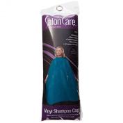 Salon Care Shampoo Cape in Teal
