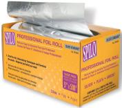 Spilo Professional Silver Foil Roll - 13cm x 150m