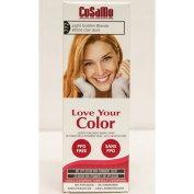 Love Your Colour Hair Colour - CoSaMo - Non Permanent - Lt Gold Blonde - 1 ct