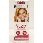 Love Your Colour Hair Colour - CoSaMo - Non Permanent - Lt Gold Blonde - 1 ct