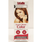 Love Your Colour Hair Colour - CoSaMo - Non Permanent - Lt Goldn Brown - 1 ct