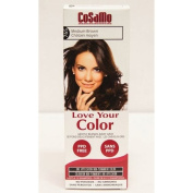 Love Your Colour Hair Colour - CoSaMo - Non Permanent - Medium Brown - 1 ct