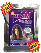 2014 CROP Zenia Indigo Powder