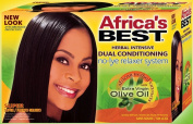 Africa's Best No-Lye Relaxer Kit - Super