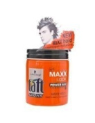 Schwarzkopf Taft Looks Maxx Look Power Wax 85ml. 1 Ea.
