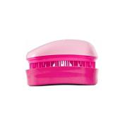 Dessata Mini Detangle Brush, Pink and Fuchsia