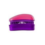 Dessata Mini Detangle Brush, Fuchsia and Purple