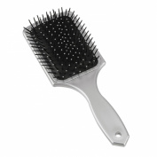 24cm Paddle Brush With Ball Tipped Massaging Bristles