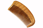 Handmade Rosewood Pocket Comb Medium Tooth Comb