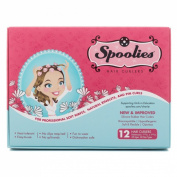 Spoolies® Hair Curlers, Original Redesigned! - 12 Count