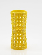 Hourglass Hair Rollers - Yellow
