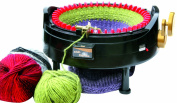 Addi King Size Express Knitting Machine, Black