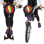 Scooter Bags by Scooterearz - Super Hero Bagz Design for Bikes or Scooters