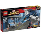LEGO Superheroes 76032 The Avengers Quinjet City Chase