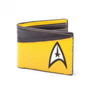 Star Trek Bi-Fold Command Logo Wallet