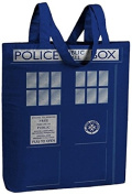 Doctor Who DW Tardis Tote Bag
